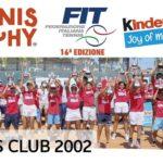 Kinder Tennis Trophy 2021, al via dal 10 aprile le tappe di Benevento