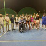 Campionati Giovanili, il Tennis Club 2002 è campione regionale